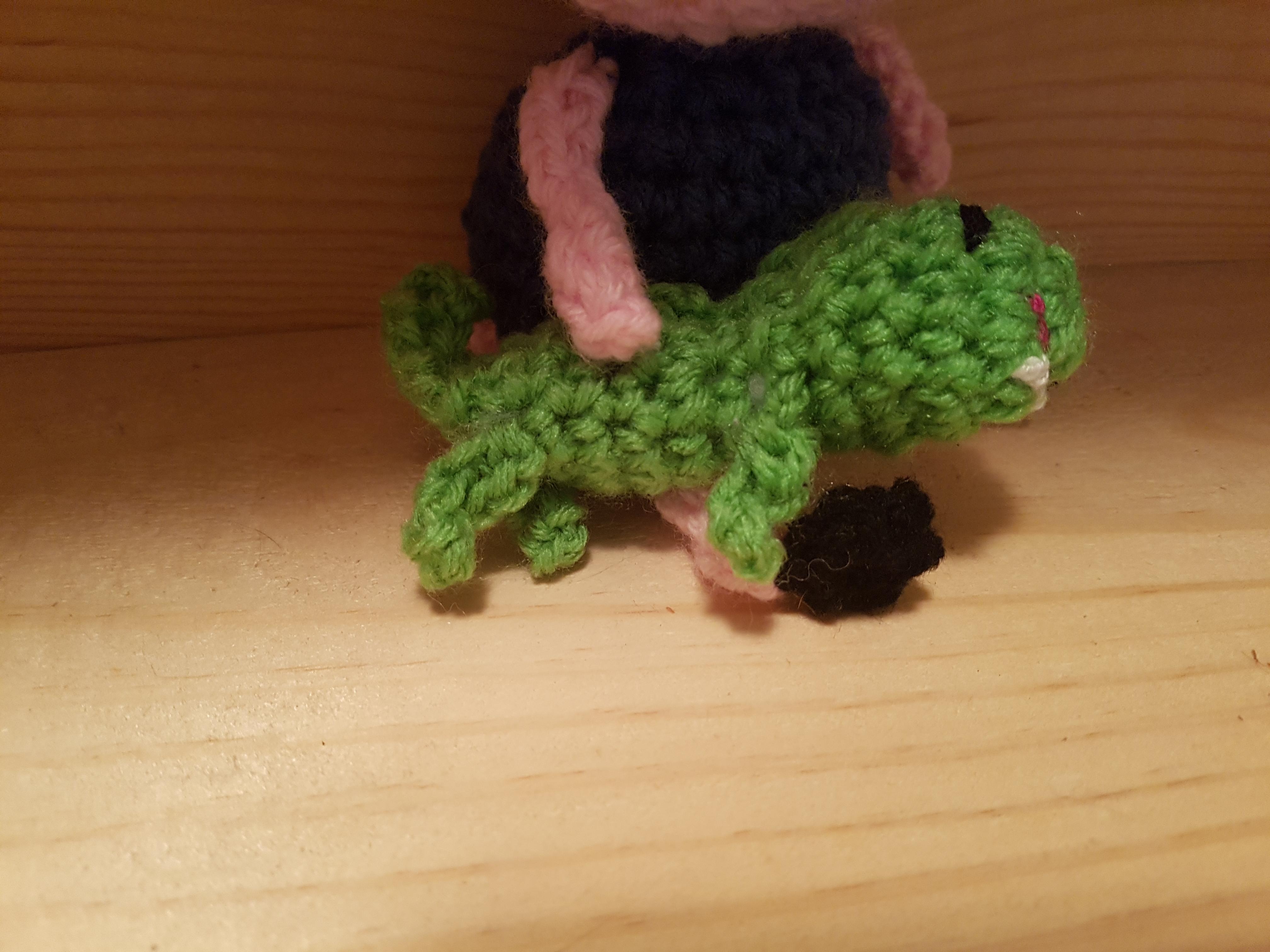 Amigurumi Peppa Pig Free Crochet Pattern | 3024x4032