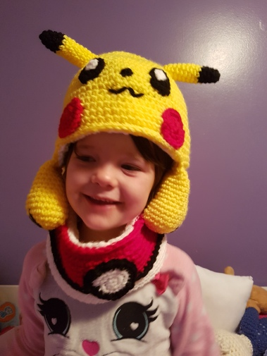 Baby Pokeball Crochet Hat Pattern | FaveCrafts.com | 505x379